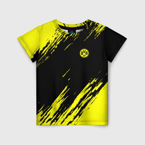 Детская футболка 3D FC Borussia 2018 Original