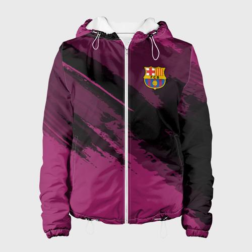 Женская куртка 3D Barcelona sport