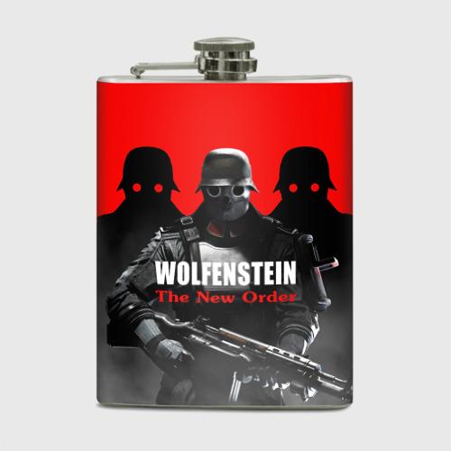 Фляга Wolfenstein: The New Order