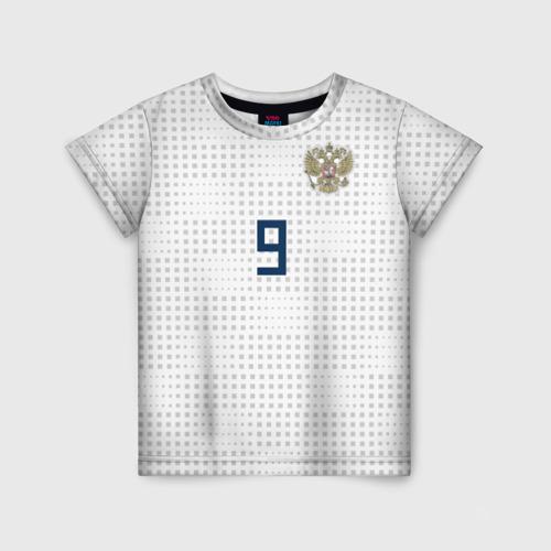Детская футболка 3D Kokorin away WC 2018
