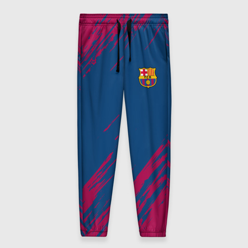Женские брюки 3D FC BARCELONA (BARCA) | ФК БАРСЕЛОНА