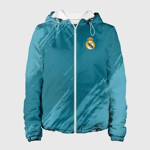 Женская куртка 3D Real Madrid 2018 Original