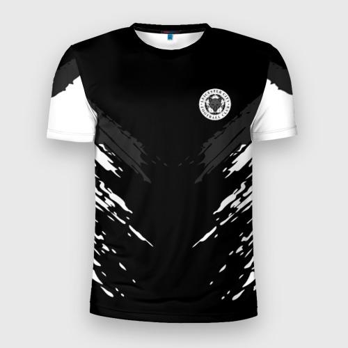 Мужская футболка 3D спортивная LEICESTER CITY 2018 SPORT