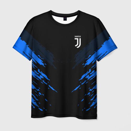 Мужская футболка 3D JUVENTUS 2018 SPORT