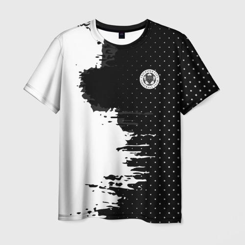 Мужская футболка 3D Leicester city uniform 2018