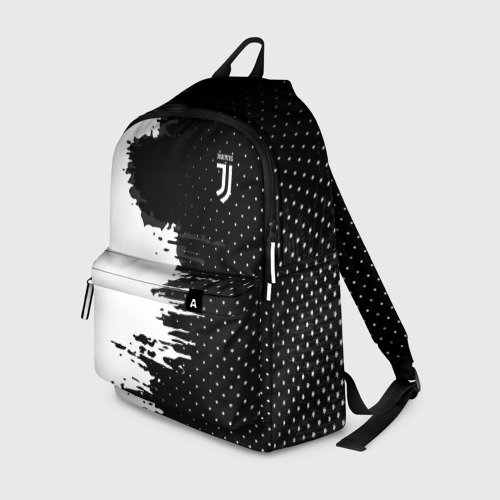 Рюкзак 3D Juventus uniform black 2018