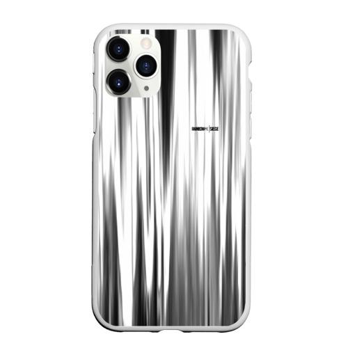 Чехол для iPhone 11 Pro Max матовый RAINBOW SIX SIEGE