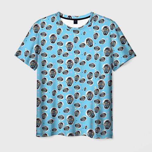Мужская футболка 3D  Mnogoznaal_8