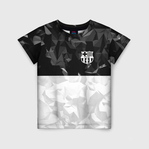 Детская футболка 3D BARCA SPORT