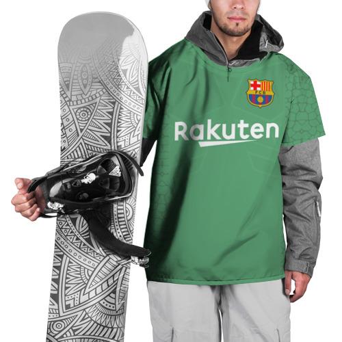 Накидка на куртку 3D Ter Stegen GK