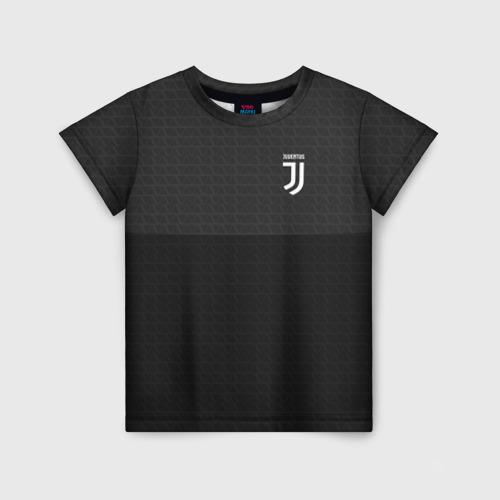 Детская футболка 3D JUVENTUS SPORT
