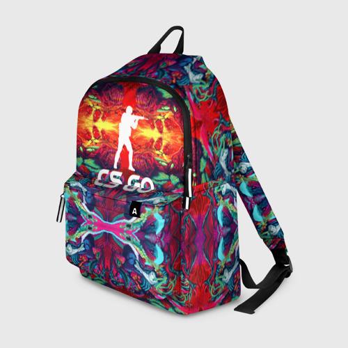 Рюкзак 3D Скоростной зверь CS GO