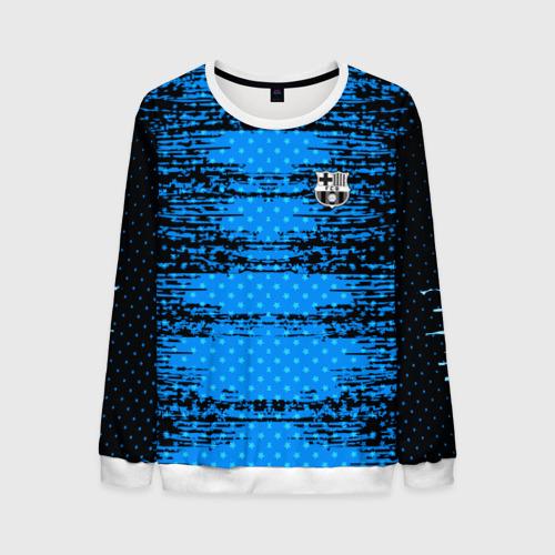 Мужской свитшот 3D Barcelona sport uniform