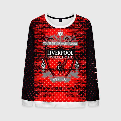 Мужской свитшот 3D Liverpool sport uniform