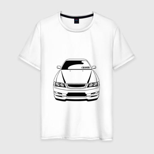 Мужская футболка хлопок Toyota Chaser