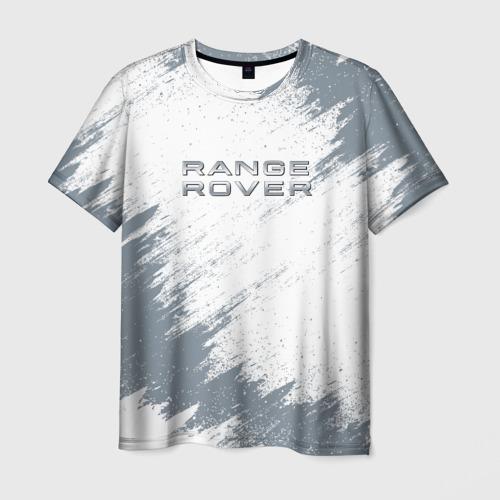 Мужская футболка 3D RANGE ROVER