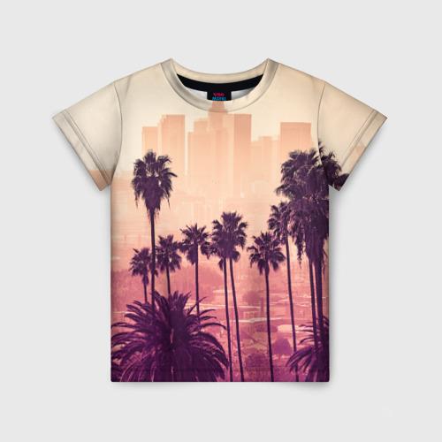Детская футболка 3D Los Angeles