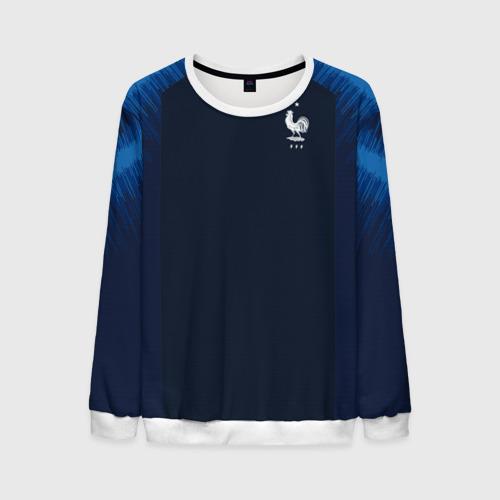 Мужской свитшот 3D France home WC 2018