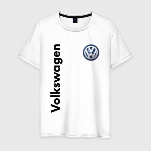 Мужская футболка хлопок Volkswagen