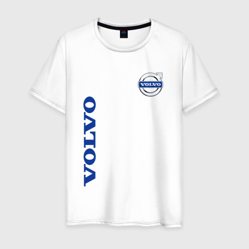 Мужская футболка хлопок Volvo