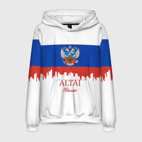 Мужская толстовка 3D ALTAI Russia