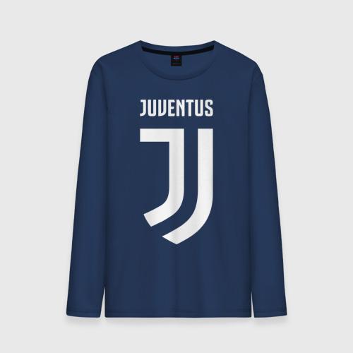 Мужской лонгслив хлопок Juventus FC
