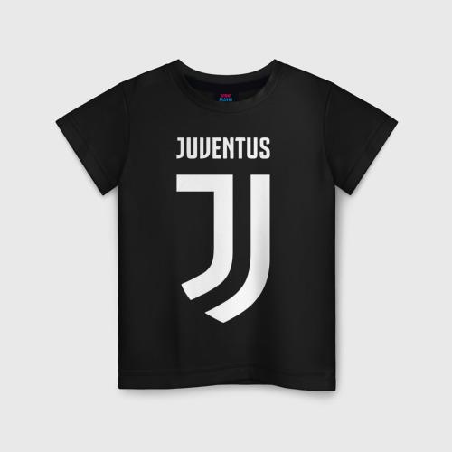 Детская футболка хлопок Juventus FC