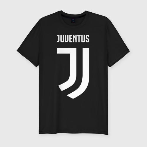 Мужская футболка хлопок Slim Juventus FC