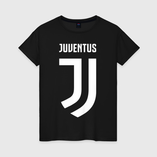 Женская футболка хлопок Juventus FC