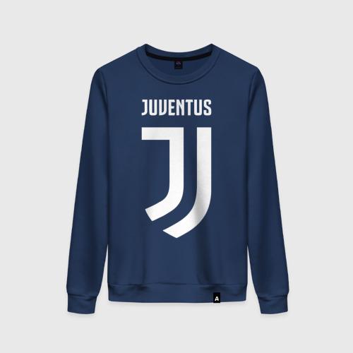 Женский свитшот хлопок Juventus FC
