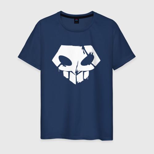 Мужская футболка хлопок Блич лого