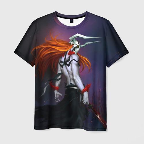 Мужская футболка 3D Kurosaki