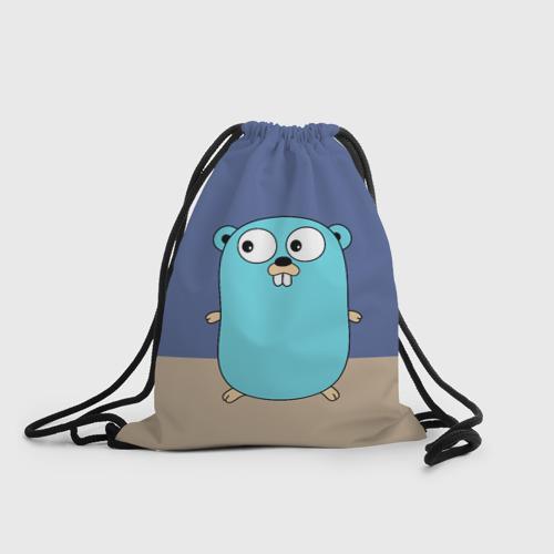 Рюкзак-мешок 3D Golang