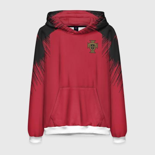 Мужская толстовка 3D Portugal 2018 WC Anthem Jacket