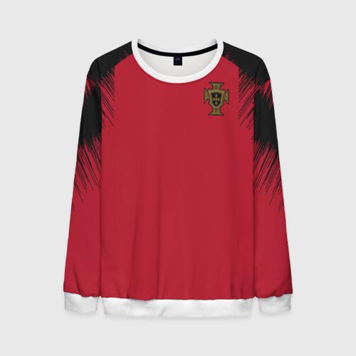 Мужской свитшот 3D Portugal 2018 WC Anthem Jacket
