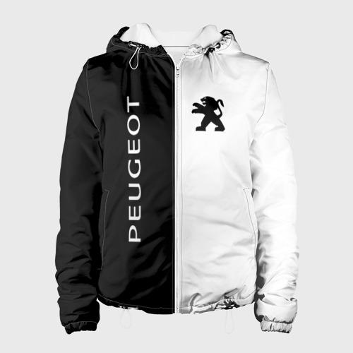 Женская куртка 3D Peugeot
