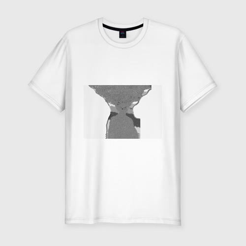 Мужская футболка хлопок Slim Royal Blood