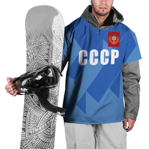 Накидка на куртку 3D Лев Яшин ретро
