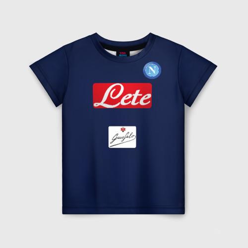 Детская футболка 3D Napoli