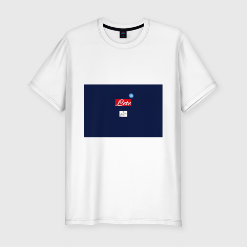 Мужская футболка хлопок Slim Napoli
