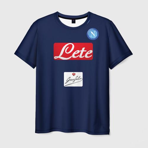 Мужская футболка 3D Napoli
