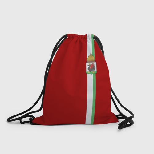 Рюкзак-мешок 3D Казань, лента с гербом