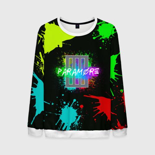Мужской свитшот 3D Paramore