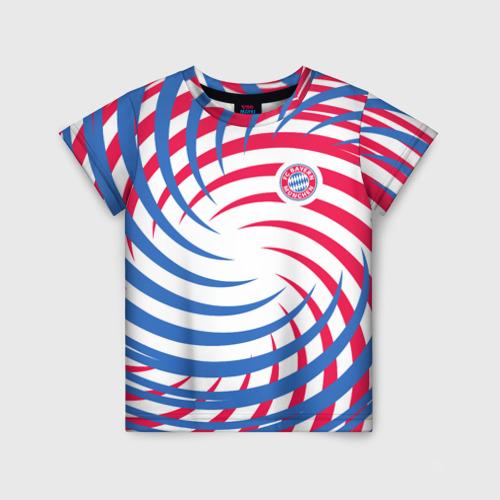 Детская футболка 3D FC Bayern Munchen