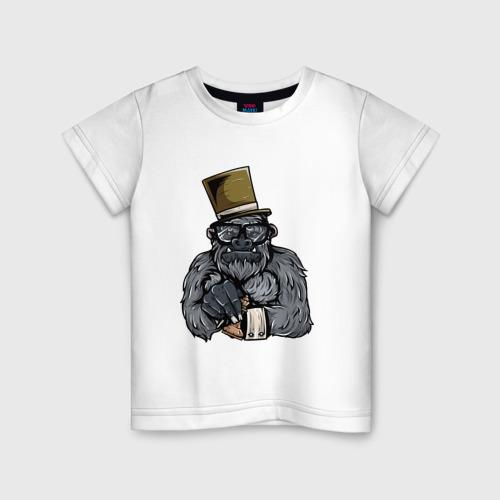 Детская футболка хлопок Гроссмейстер