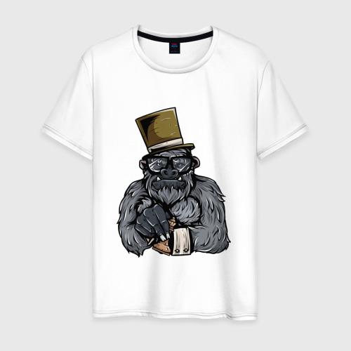 Мужская футболка хлопок Гроссмейстер