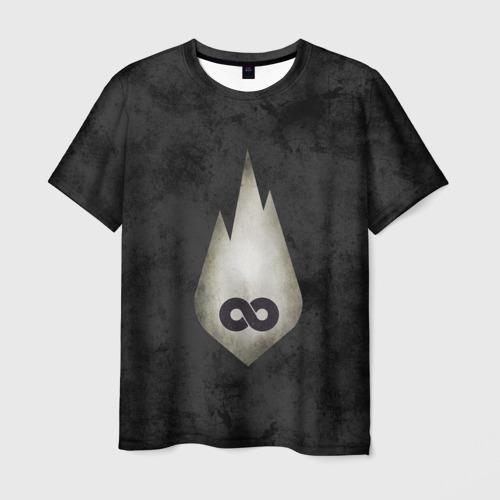 Мужская футболка 3D Thousand Foot Krutch