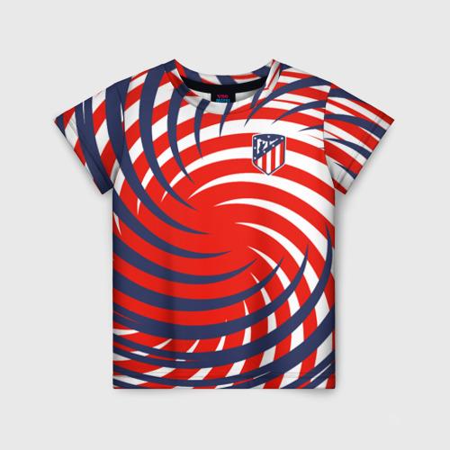 Детская футболка 3D Atletico Madrid