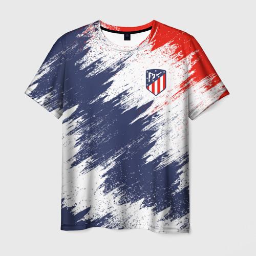 Мужская футболка 3D Atletico Madrid