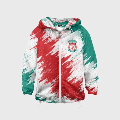 Детская ветровка 3D FC Liverpool